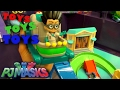 NEW PJ Masks Toys - Rival Racers - Transforming Playset