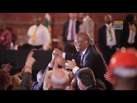 Tuesday 23 August 2016 - Joburg's New Mayor