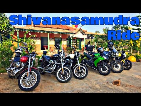 Ride to Shivanasamudra with Riders Republic