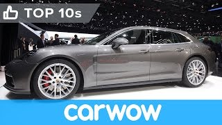 Porsche Panamera Sport Turismo 2017 - see why it's way better than the coupe | Top 10s