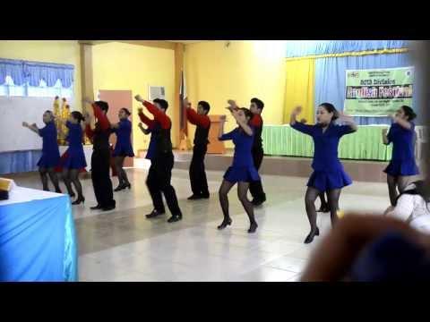 ZSNHS Jazz Chant Pagadian City Division Level