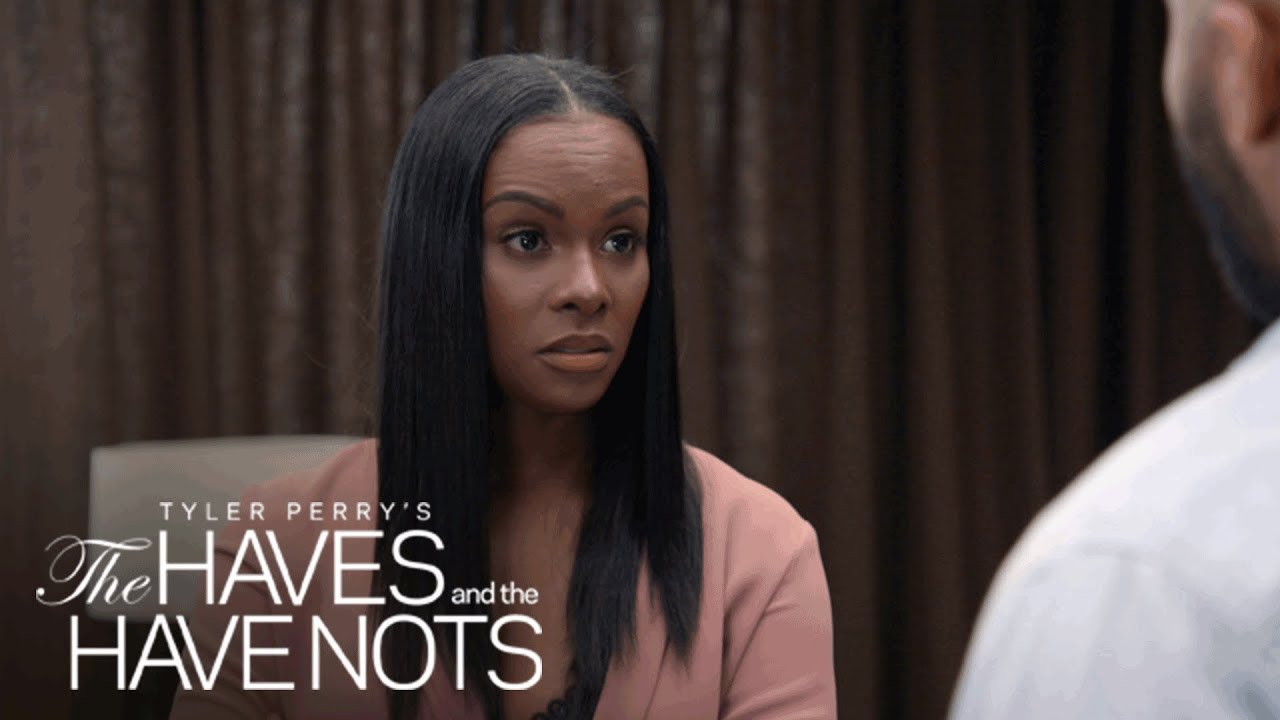Candace Turns Her Back on Her Family | Tyler Perry's The Haves and the Have  Nots | OWN