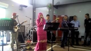 irama desa seberang cover by Fazida (D