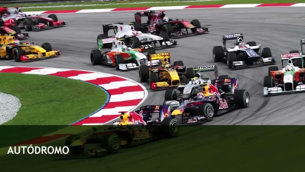 Circuito La Pedrera : Circuito semipermanente proyecto parque la pedrera youtube