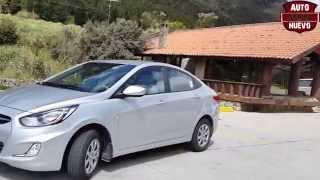 Test Drive Hyundai Accent