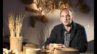 Ремесло 49: Плетение из корня