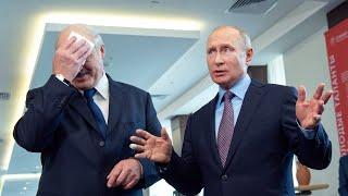 Путин прописал Лукашенко строгую интеграцию. Беларусь превращается в ОРДЛО.