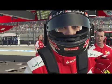 Formula 1 2015 : Corrida China #02