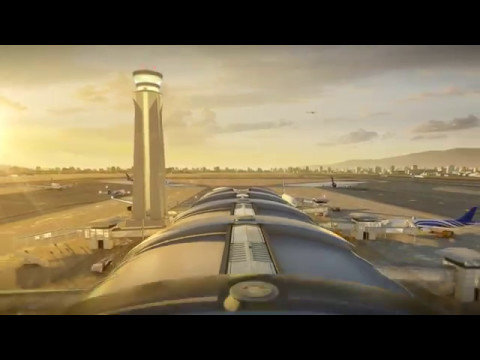 New Muscat International Airport Walkthrough