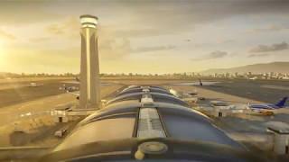 New Muscat International Airport Walkthrough