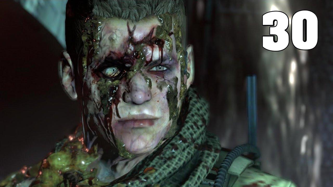 Resident Evil 6 Online German #30 Kapitel Ende