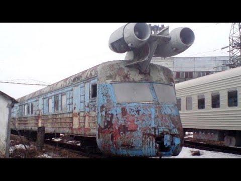 衝撃的な放棄鉄道車両トップ4
