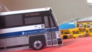 Bus Collection Review - Part 1/4