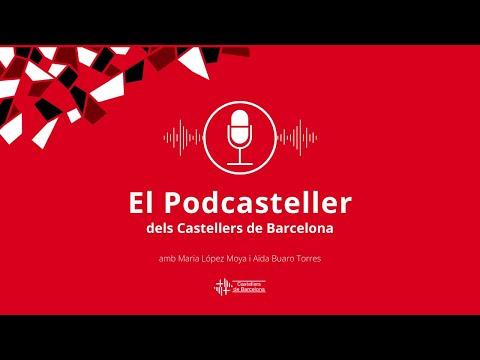 El Podcasteller - Episodi 1: Castelleres de Barcelona