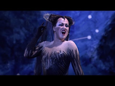 The Magic Flute  Queen of the Night aria Mozart; Diana Damrau, The Royal Opera