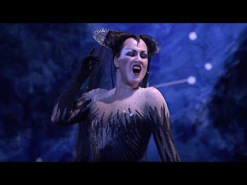 The Magic Flute – Queen of the Night aria (Mozart; Diana Damrau, The Royal Opera)