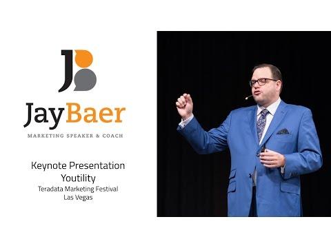 Jay Baer Youtility Marketing Keynote Teradata