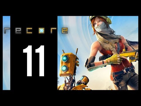 ReCore - Gameplay Walkthrough Part 11 - Shifting Sands (Xbox One)