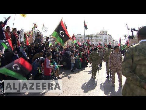 🇱🇾 Libya celebrating 7th anniversary of the revolution