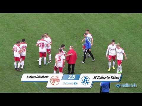 OFC gegen SV Stuttgarter Kickers: Tore und Höhepunkte