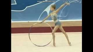 Maria Titova-Hoop-4th Russian Chinese Youth Games 2011