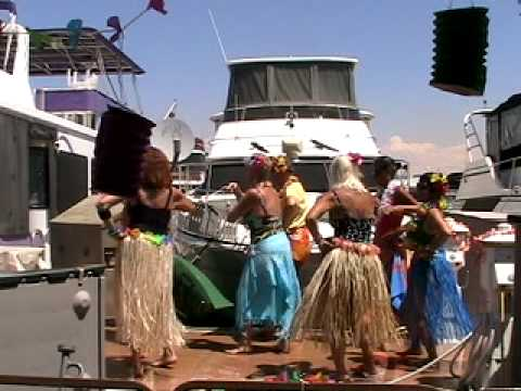 Hukilau Dance: Big Water School 1998 & Kayak Ladies 2009