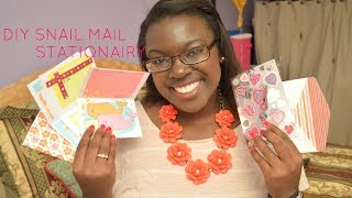 3 DIY Snail Mail Stationary Ideas! Thumbnail