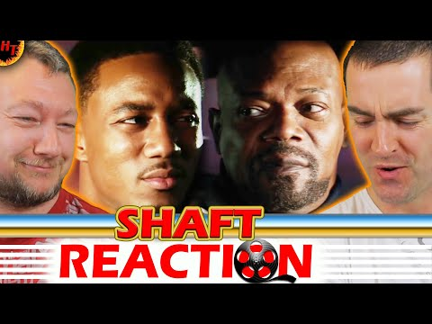 Shaft ''RED BAND'' Trailer Reaction (2019 movie)