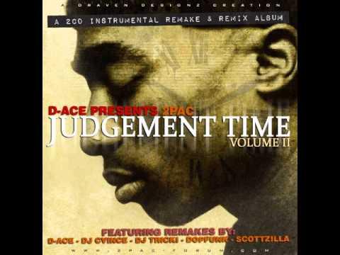 2Pac - As The World Turns (Instrumental) [DOPFunk Remake]