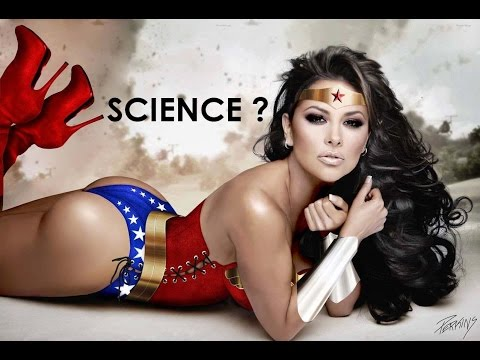Science behind Wonder Woman