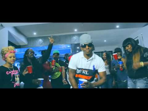 Mr  Diamond  - Party Everyday (Official HD Video)