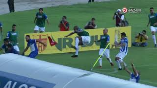 Melhores momentos - CRB 0 x 2 CSA - Campeonato Alagoano - (08/04/2018)