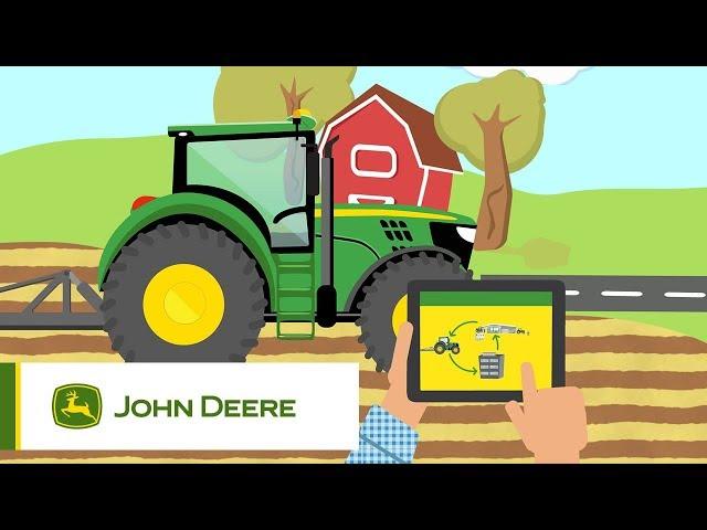 Assistenza John Deere Expert Alerts -  Animazione