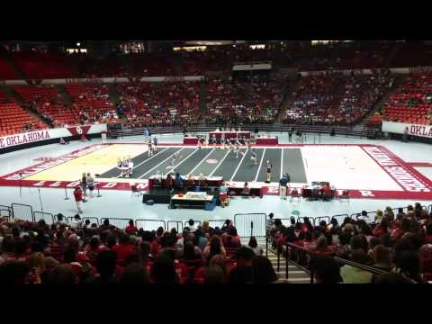 Owasso High School 2014 State Routine