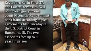 Chiraq Rapper Bandman Kevo To Plead Guilty In Card Cracking Case, Faces Up To 30 Years