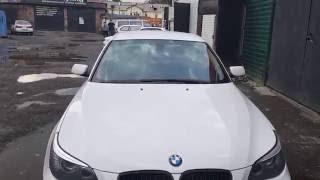 Атермальная тонировка в круг 80% BMW 525