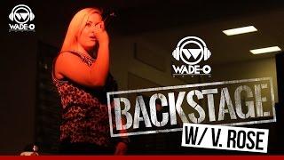 Video Wade-O Radio Backstage: V. Rose On Her Future w/Inpop Records download MP3, 3GP, MP4, WEBM, AVI, FLV Oktober 2018