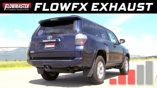2010-20 Toyota 4Runner 4.0L - FlowFX Cat-back Exhaust - 717805