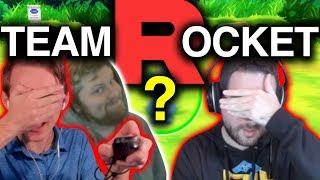 BLINDFOLD MOTION CONTROLS?!   Pokémon Let's Go Pikachu and Eevee TEAM ROCKET Tri Op Part 1