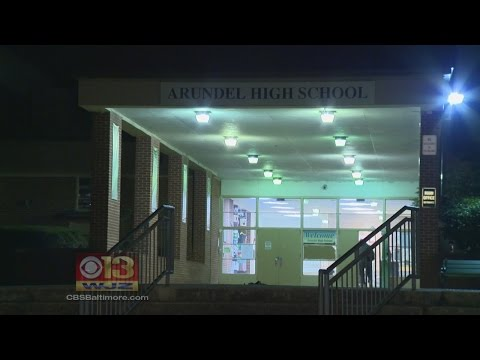 Police Charge Student For Threat Made At Arundel High School