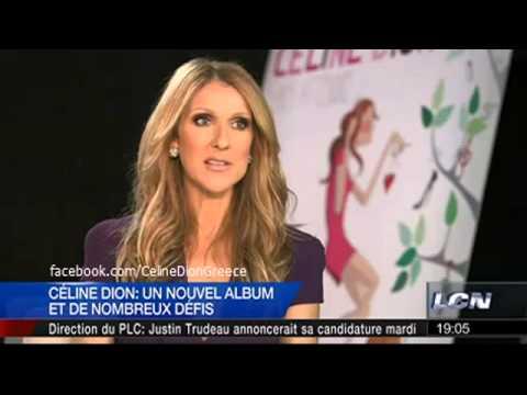 Celine Dion Interview on Denis Levesque LCN 1/10/12