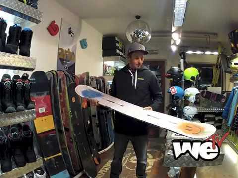 Tutorial scegliere la giusta tavola da snowboard youtube - Costruire tavola da snowboard ...