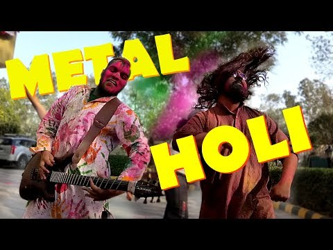 METAL HOLI   Rang De Basanti   Bloodywood