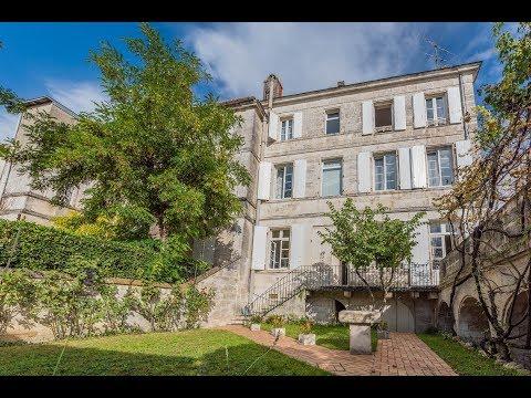 Maison et appartement, jardin, garage centre ville Angoulême ref : 70547SDE16