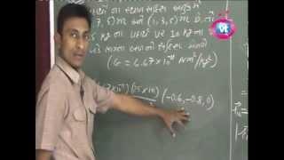 """Physics Lesson 03 """"Guratvakarshan"""" Part-3 (Sem-2 HSC/GSEB)"""
