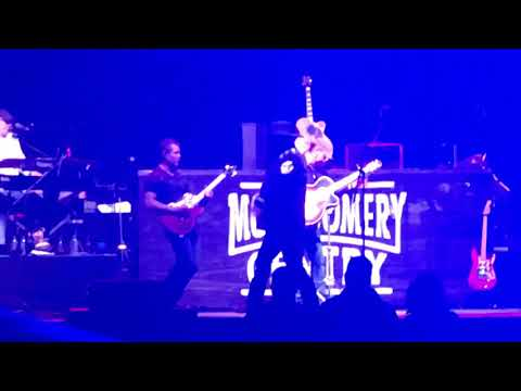 Montgomery Gentry - My Town  Live 1/20/18 St. Louis, MO