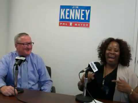 Frankie Darcell - PODCAST: Philly Mayoral Incumbent Jim Kenney