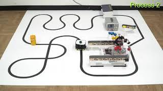 물류 로봇을 위한 무인 자동 운송 플랫폼 연구(A St…