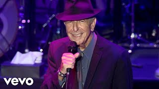 leonard cohen im your man live in dublin edited