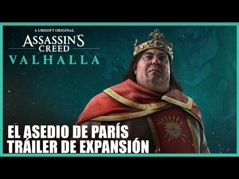 El Asedio de París - Tráiler de expansión